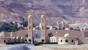 Felújították a világ legrégebbi kolostorát