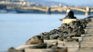 A világ 2. legjobbja a budapesti szobor