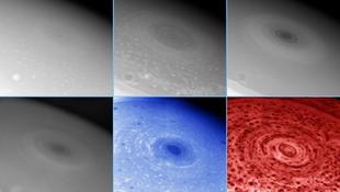 Óriási vihar pusztított a Szaturnuszon