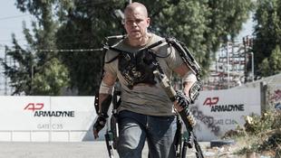 Kevesen látták Matt Damon akcióját