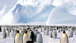 Mit rejt az Antarktisz jégpáncélja?