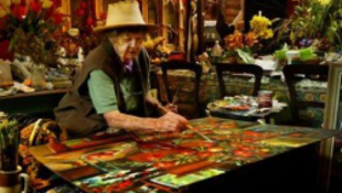 Elhunyt a kitüntetett festő