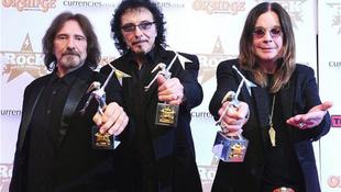 A Black Sabbath a csúcsra tör