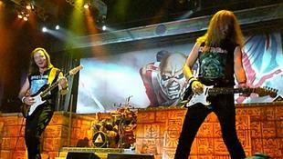 Sziget: kiváló Iron Maiden pocsék hangzással