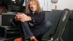 Új lemezzel jelentkezik Robert Plant