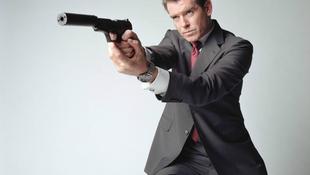 """""""Az én James Bondom sohasem volt elég jó"""""""