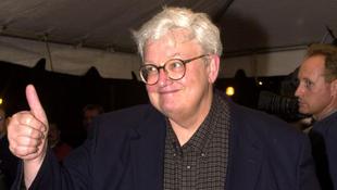 Elhunyt Roger Ebert