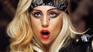 Lady Gaga újra a csúcson