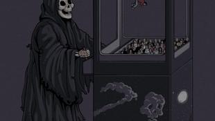 Csak játszik velünk a Halál