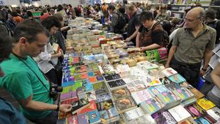 Mangák a Lipcsei Könyvvásáron