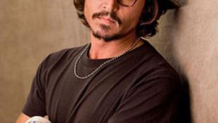 Johnny Depp lett a gyerekek kedvence