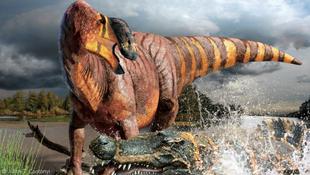 Új hadrosaurusfaj kövületére bukkantak