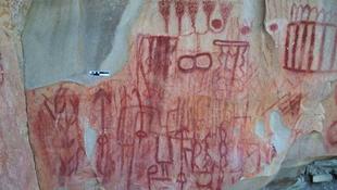 Több ezer barlangrajzot találtak