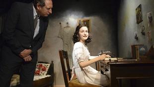 Anne Frank Bécsbe költözött