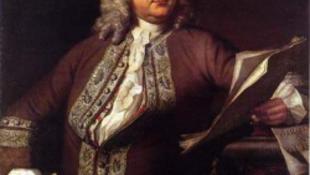 Kétszázötven éve halt meg Händel