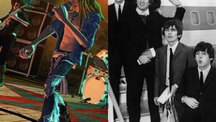 Hamarosan elérhető a digitalizált Beatles-gyűjtemény és videójáték is