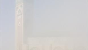 Casablankát meglepte egy felhő