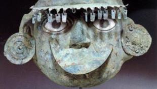Feltárul a titokzatos maszkok rejtélye