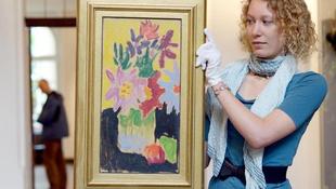 Garbo színes virágai vagyonokat érnek