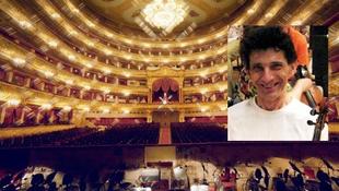 Balesetet szenvett a Bolsoj Balett hegedűse