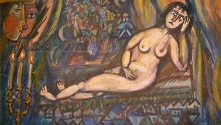 Elégethetik a Chagall-festményt