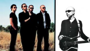 Peren kívül egyezik meg a Coldplay és Joe Satriani