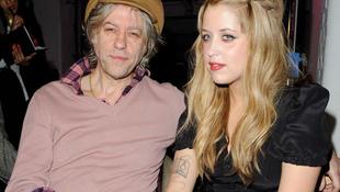 Drogproblémákkal küzdhetett Bob Geldof lánya