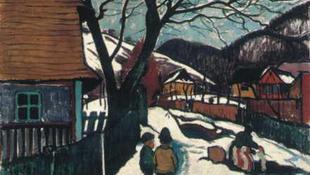 Millókat ért a nagybányai tél