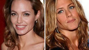 Jennifer Aniston a térdén lovagoltatná Angelina Jolie gyerekeit