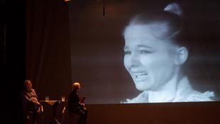 Törőcsik Mari és Színházi Világnap a REFLEX-en