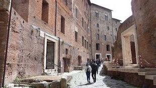 Az ókori Róma újabb darabja került felszínre