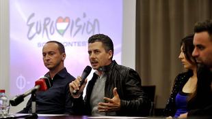 Eurovízió: megvannak a továbbjutók!