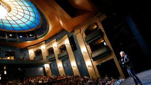 Felújították a Nemzeti Színházat