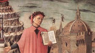 Hétszáz éve hunyt el Dante