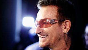 Bono megint az AIDS ellen gyűjt
