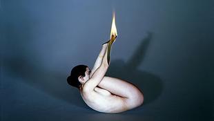 Megégett Anetka