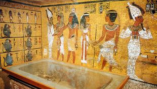 Lezárták Tutanhamon sírját Luxorban