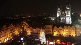 Prága varázsa nem csökken Karácsony idején sem