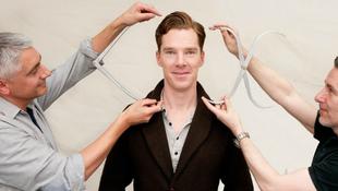 Viaszba öntik a brit színészt