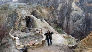 Téli álom a török faluban