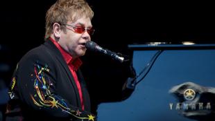 Kiakadt a tehetségkutatókra Elton John