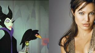 Angelina Jolie szívtelen boszorkány