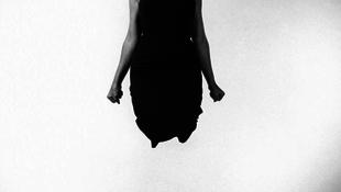 Marilyn Monroe a levegőben