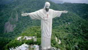 Óriás Bin Laden szobor Dél-Amerikában?