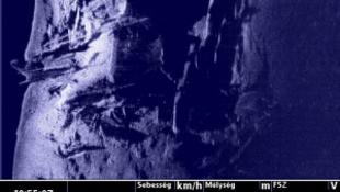 Középkori hajóroncsot rejtett a Duna
