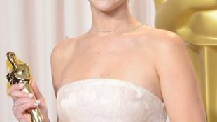 Jennifer Lawrence kiteregette álmait