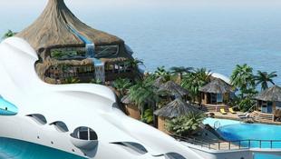Ha a milliomos nem megy a szigethez, a sziget megy a milliomoshoz