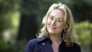 Meryl Streep a nők jogaiért küzd