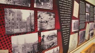Szeged a bombatámadások után