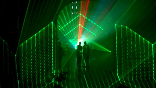 Különös fények tűntek fel Budapesten